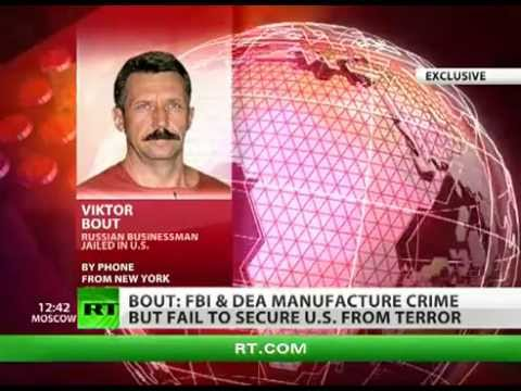 Viktor Bout: US law enforcement fabricate crimes