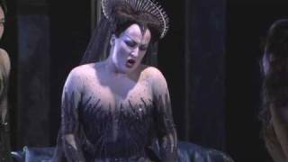 Die Zauberflöte - Aria (Diana Damrau as Queen of the Night) - HQ