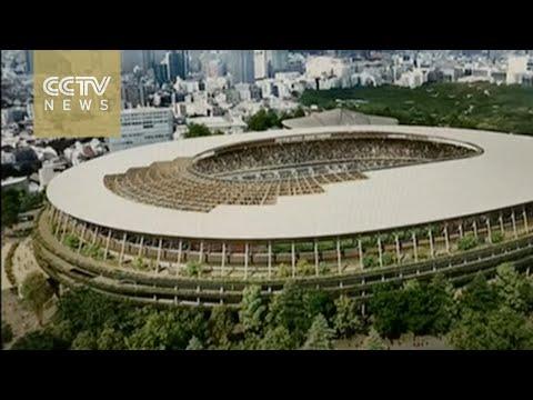 Japan adopts cheaper design for main stadium
