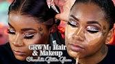 FINALLY..A Makeup & Hair GRWM | New 2021 techniques | Wowafrican |  Laurasia Andrea