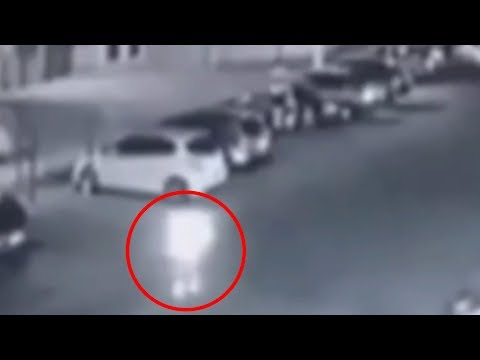5 Scary Ghost Videos You SHOULDN'T Watch in The Dark | Caught On CCTV