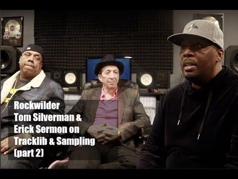 Erick Sermon, Rockwilder and Tom Silverman Talk Tracklib (Part 2) [NODFACTOR.COM] Mp3
