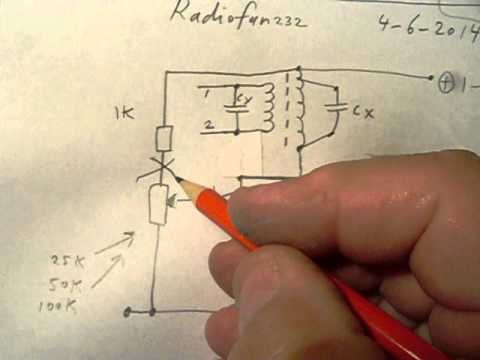 oscillators with coils/transformers, part 2