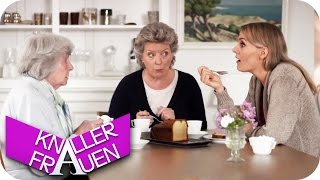 Mittagsschlaf & Schlechte Laune - Knallerfrauen mit Martina Hill | Die 3. Staffel in SAT.1