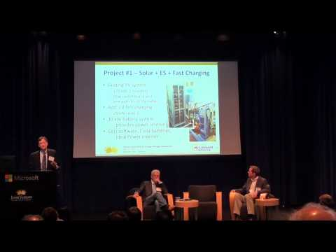 2014 Energy Storage Symposium - Panel Discussion: Customer Perspectives