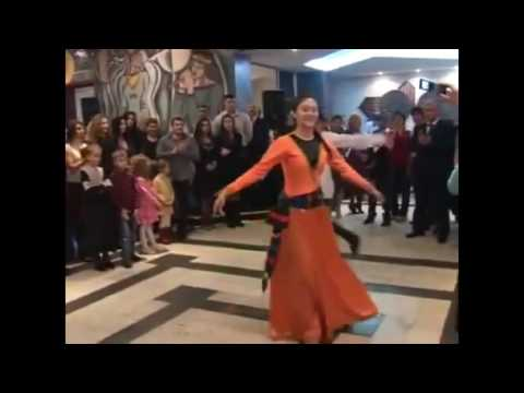Noker Meretov- Gelsene Mana Leyla 2017 Lezginka