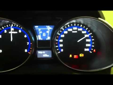 Hyundai Veloster Top Speed Run Youtube