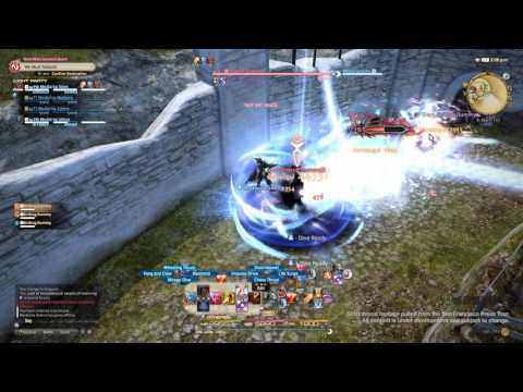 "Final Fantasy XIV Stormblood: Dragoon (DRG) Press Tour ""Impressions from a Casual"""