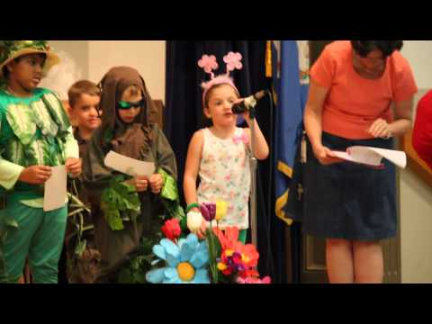 How Does Your Garden Grow? Performance Fort Lewis Elementary School 2015 (Part 2)