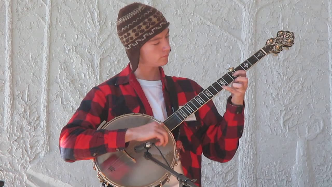 Victor Furtado ~ Banjo Competition @ Appalachian State Old-Time Fiddlers  Convention