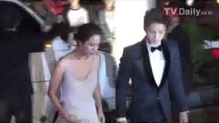 2012 第17回釜山国際映画祭開幕式レッドカーペット