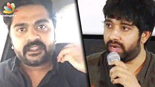 AAA producer hasn't paid me yet! : Simbu's Angry reply | Adhik Ravichander