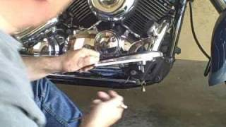 how to make highway pegs