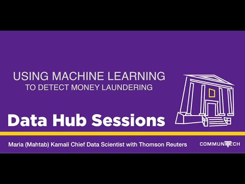Using Machine Learning To Detect Money Laundering