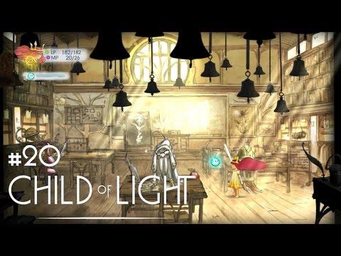 Let's Play: Child of Light #20 - Wer braucht eine Schaufel?