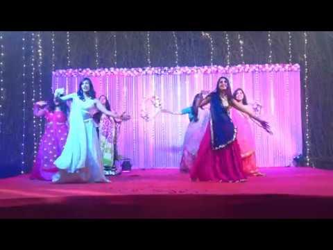 Vishal Dadlani, Rekha Bhardwaj - Ghagra | Sangeet Choreography