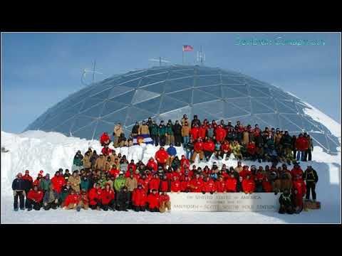 🚩Antarctica Research Station Names-Great Wall? Dome? Hailley 6 ?