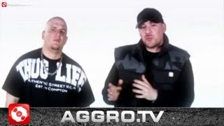 MC BOGY & KOOL SAVAS - UNENDLICHE MUNITION (OFFICIAL VERSION AGGROTV)