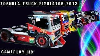 Formula Truck Simulator 2013 Gameplay Racing HD