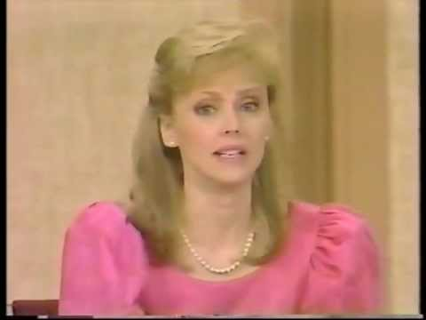 Shelley Long on The Phil Donahue  discussing why she quit Cheers