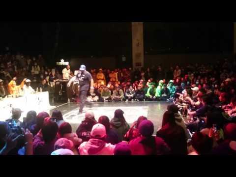 Scoo-B-Doo judge demo    Juste Debout Japan 2017