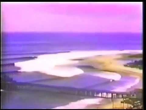 Rare Surfing Footage in California 1947 San Onofre , Malibu, Ventura Overhead, Rincon