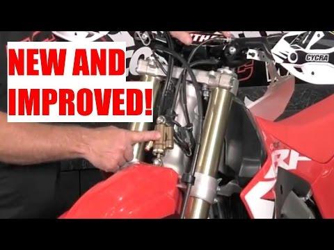 2017 Honda CRF 450R/RX Steering Stabilizer