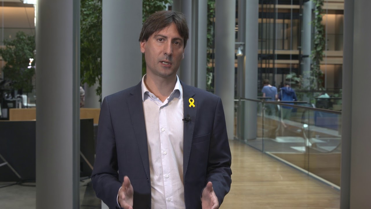 Solidarity message by Jordi Solé MEP to June 30 'Free Iran' convention