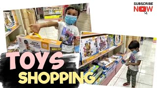 Shopping at Toys store for kids toy Boys /Toys Al Hussain