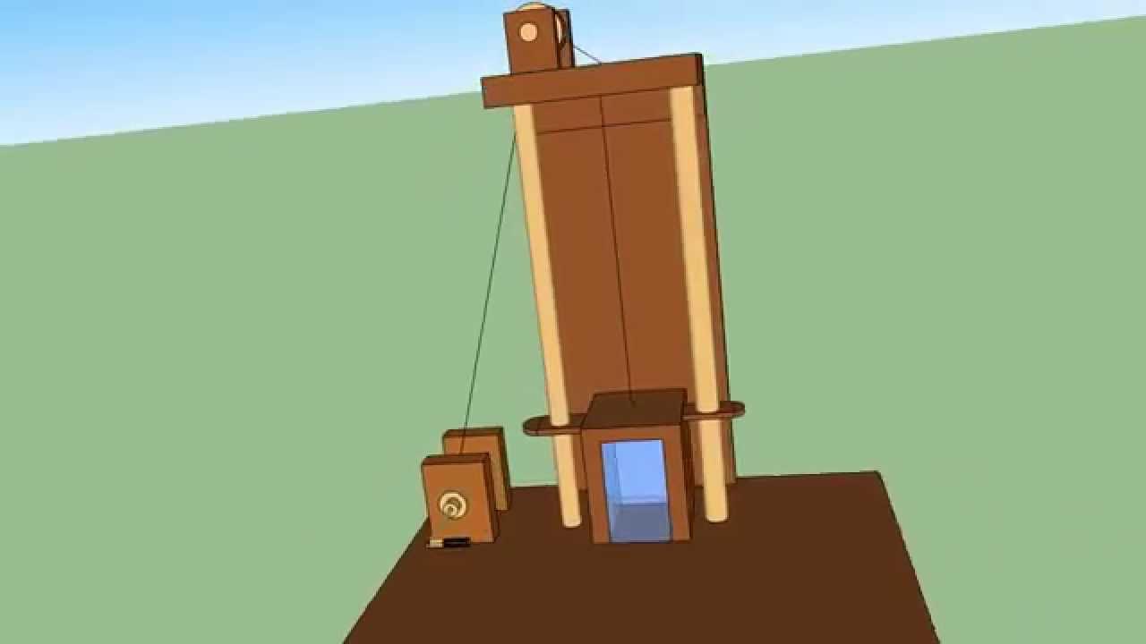 Ascensor youtube for Materiales para hacer un ascensor