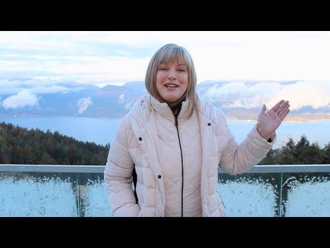 Inside Sparkling Hill Resort & Spa   Vernon, BC