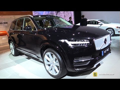 volvo xc90 driven mbc action doovi. Black Bedroom Furniture Sets. Home Design Ideas