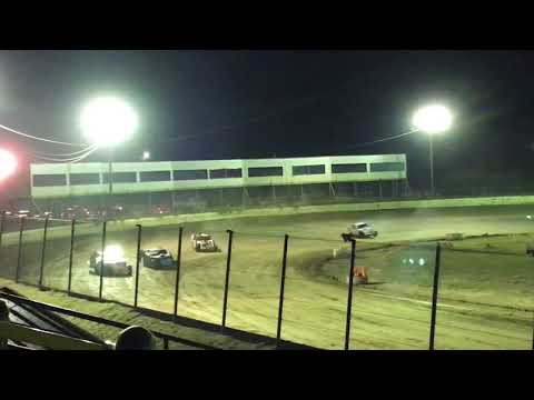 Jackson Motor Speedway 9/30/17 Open Wheel Modified Feature