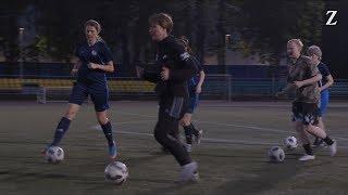 Die Kickerinnen aus Moskau