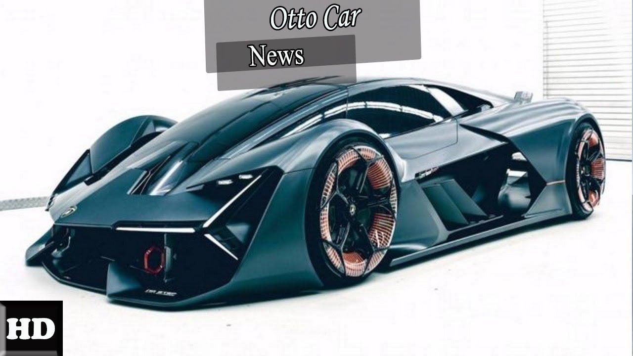 Hot News 2019 Lamborghini Terzo Millennio Spec Price Youtube