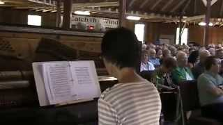 Reaping _ Beulah piano concert Sept 6, 2015