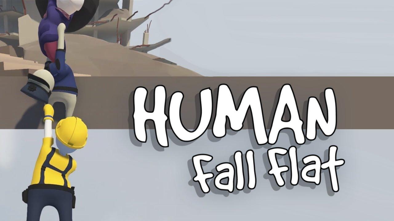 WRECKING CREW - Human: Fall Flat Gameplay - YouTube