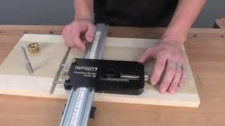 Infinity Cutting Tools - 3-pc. Master Woodworker's Dado Package