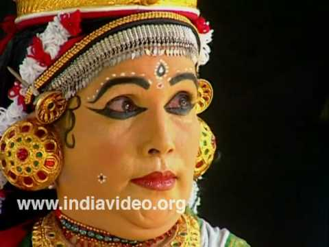 Nangiarkoothu - classical dance of Kerala