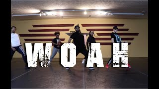 LIL BABY - WOAH | @theINstituteofDancers | Choreography David Mayorga