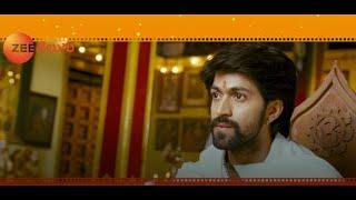 Gajakesari  Blockbuster Movie | Rocking Star Yash | June 13, Sunday at 5 PM | Zee Telugu
