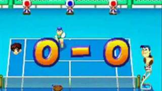 Mario Tennis - Power Tour GBA All Offensive Power Shots