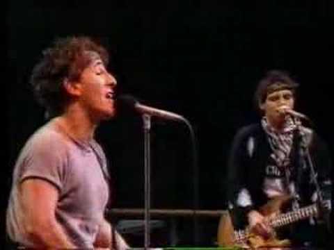 Glory Days - Bruce Springsteen - Paris 85