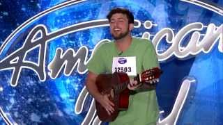 "Mikey Duran American Idol Audition - ""My Demise"" Original Song"