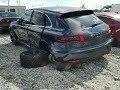 Кузовной ремонт в Армении Porsche macan
