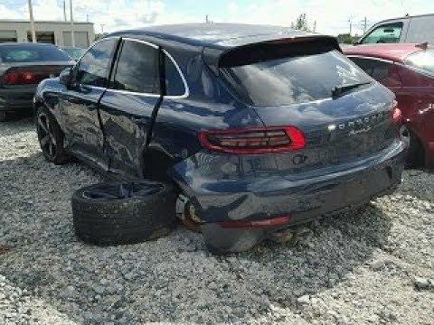 Porsche Macan S Кузовной ремонт в Армении/Body Repair In Armenia