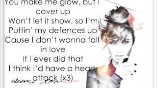 Repeat youtube video Heart Attack - Demi Lovato (Lyrics) HD
