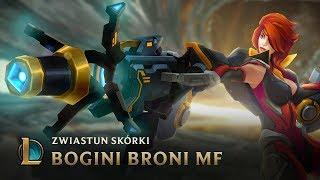 Bogini Broni Miss Fortune