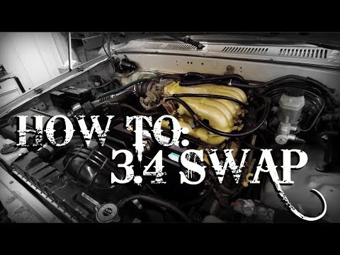 Toyota 3 4 Swap - OBD2 Wiring Guide by Dirt Garage