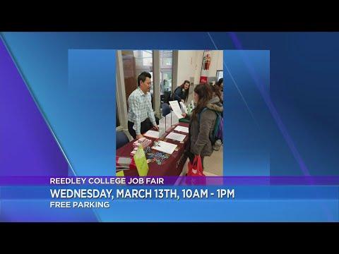 Reedley College Job Fair